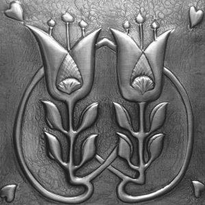 hearts-tulips