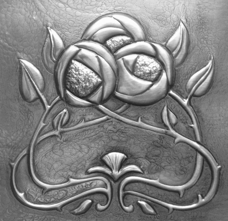 art-nouveau-roses