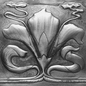 art-nouveau-lily