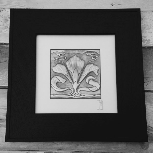 lily-framed